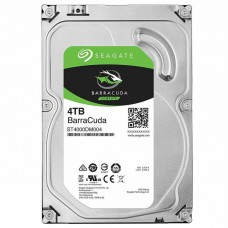 Жесткий диск Seagate BarraCuda HDD 4TB 5400rpm 256MB ST4000DM004 3.5 SATA III