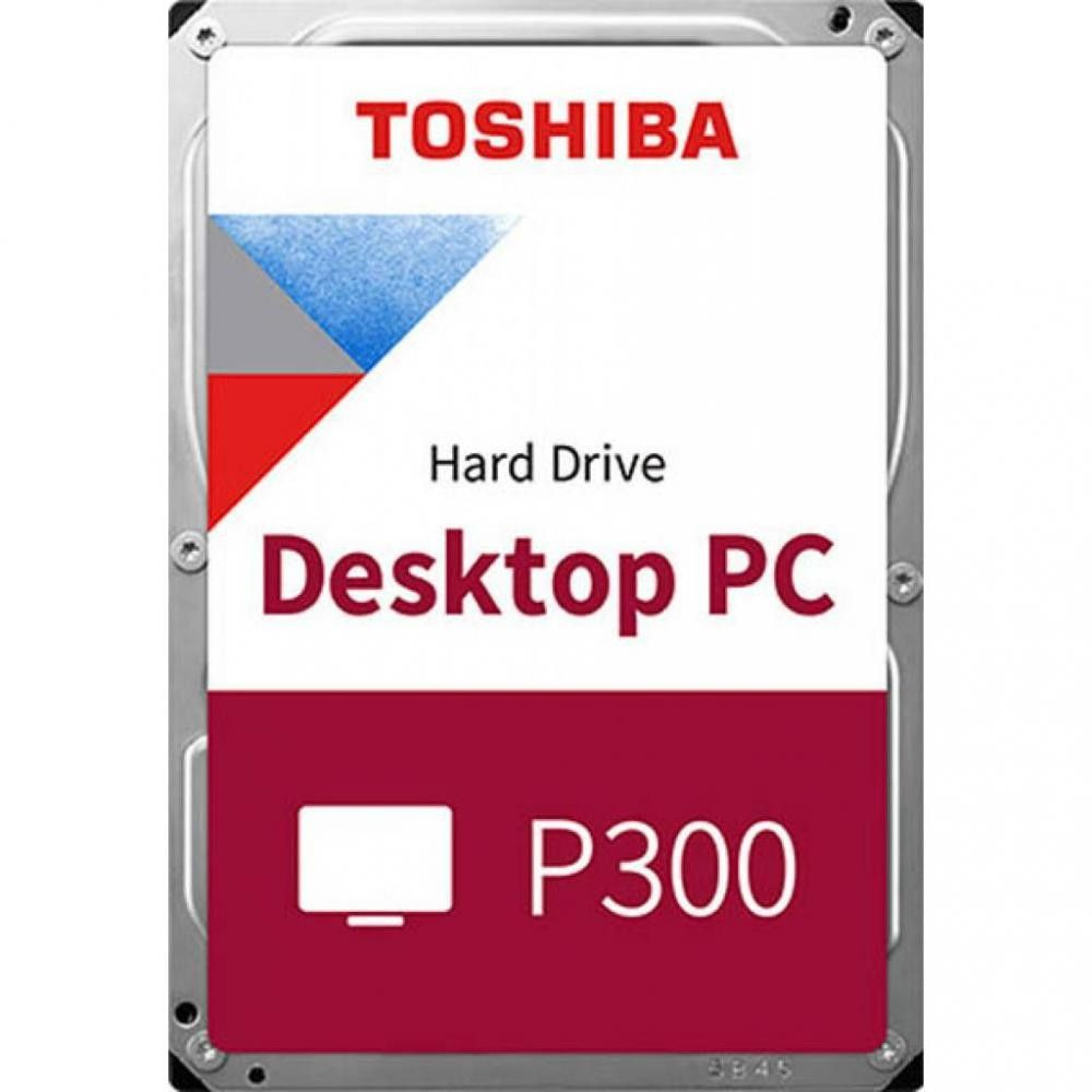 "Жесткий диск Toshiba P300 4TB 5400rpm 128MB HDWD240UZSVA 3.5"" SATA III"