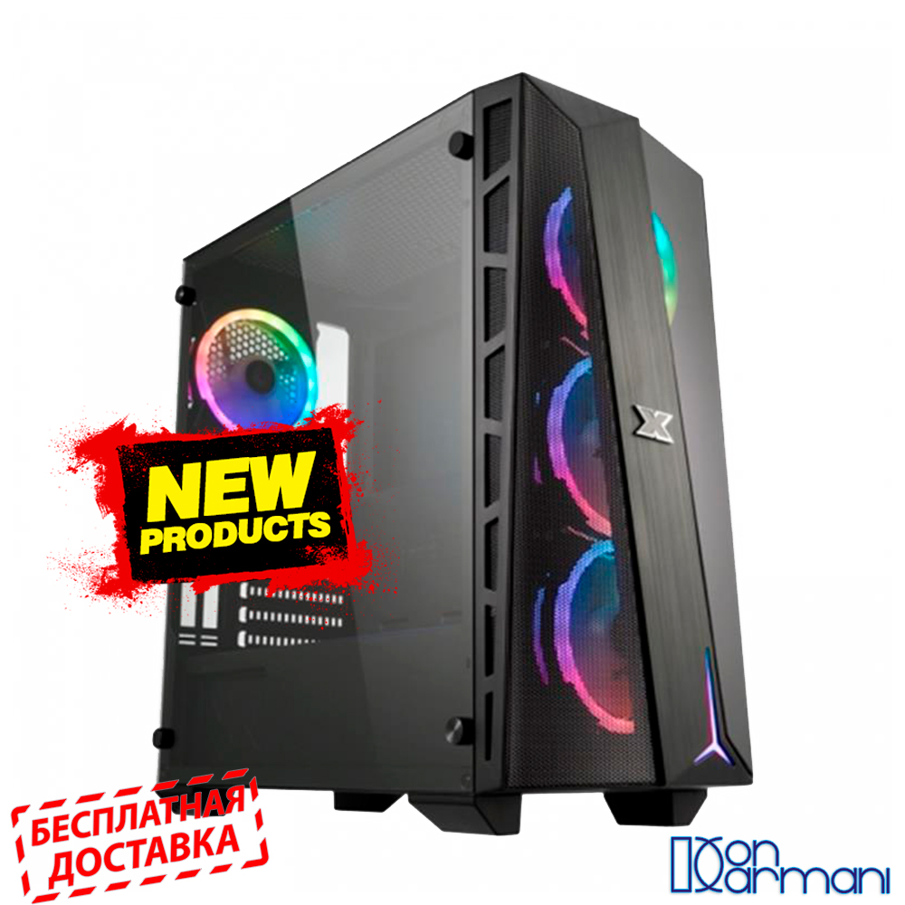Игровой компьютер Дон Кармани NG i7-10700K X1