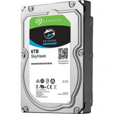 Жесткий диск Seagate SkyHawk HDD 6TB 5400rpm 256MB ST6000VX001 3.5 SATAIII