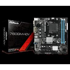 Материнская плата ASRock 760GM-HDV (AM3/AM3+, AMD 760G, PCI-Ex16)