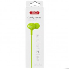 Наушники XO S6 Encok Green (00000011370)