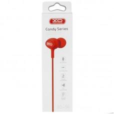 Наушники XO S6 Encok Red (00000011371)