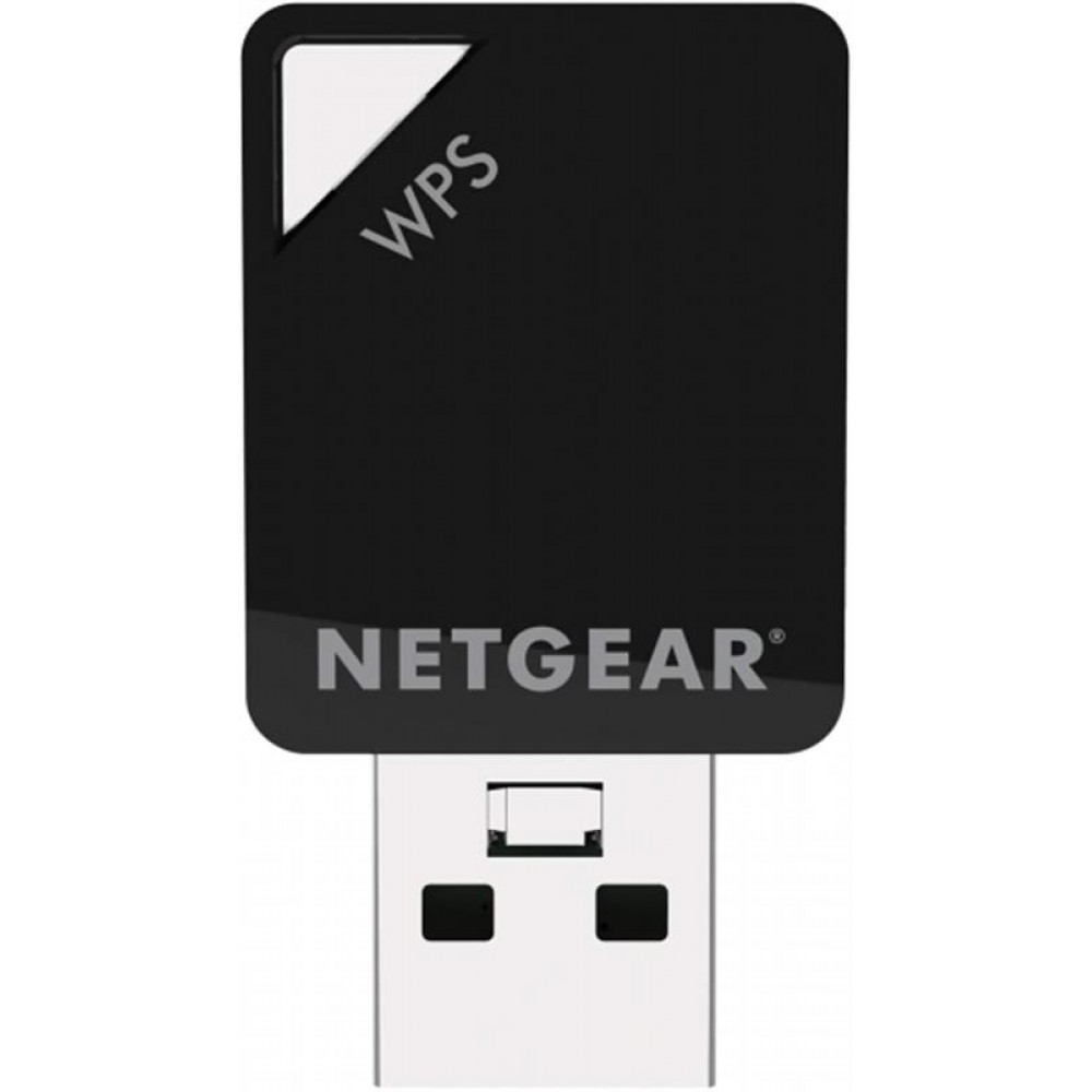 WiFi-адаптер Netgear A6100 (A6100-100PES) (AC600, USB 2.0)
