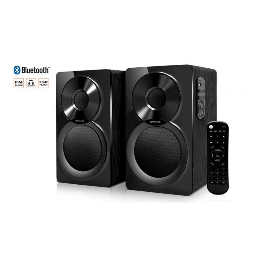 Акустическая система REAL-EL S-450 Black