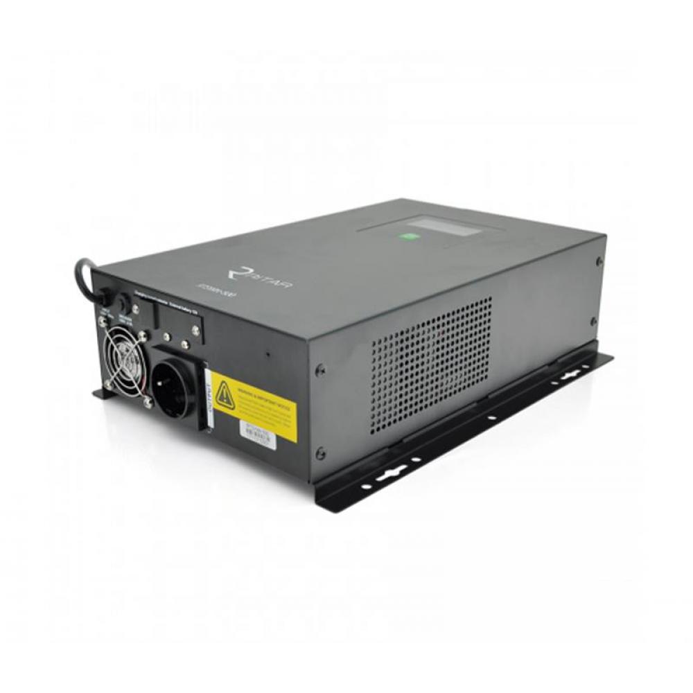 ИБП Ritar RTSWbt-500/12311, Lin.int., 1xSchuko, металл (RTSWbt-500/12311)