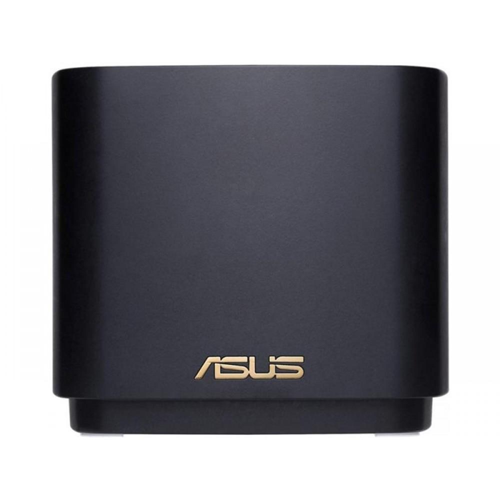 Беспроводной маршрутизатор Asus ZenWiFi XD4 2PK Black (AX1800, 1xGE LAN, 1xGE WAN, 2 антенны) (XD4-B-2-PK)