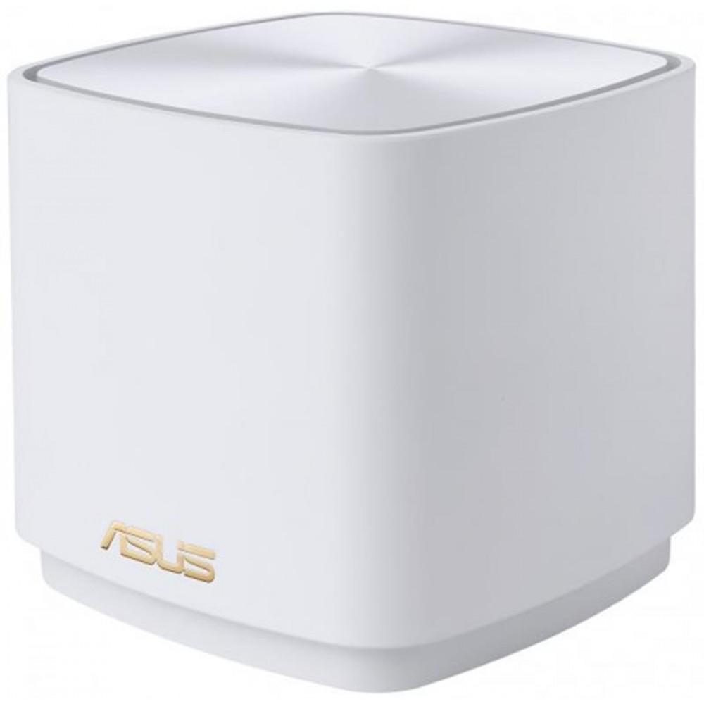 Беспроводной маршрутизатор Asus ZenWiFi XD4 1PK White (AX1800, 1xGE LAN, 1xGE WAN, 2 антенны) (XD4-W-1-PK)