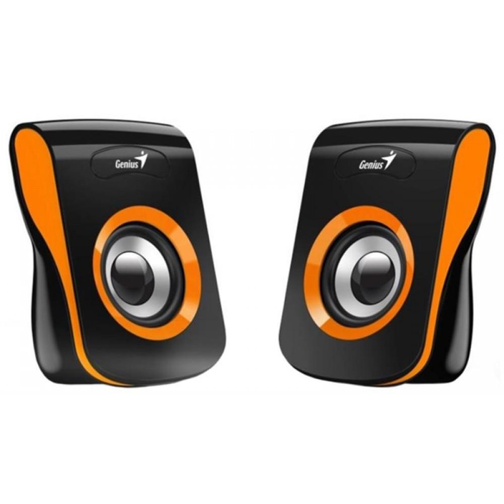 Акустическая система Genius SP-Q180 Orange (31730026402)