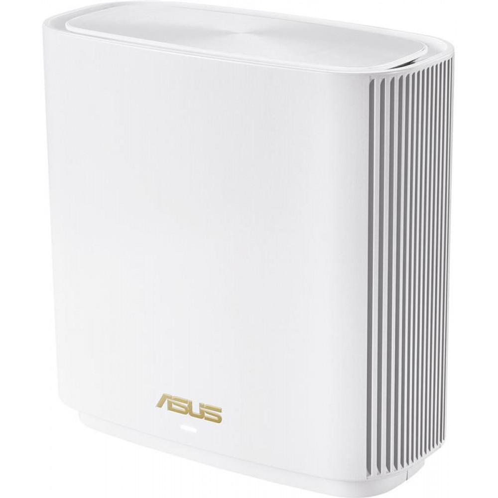 Беспроводной маршрутизатор Asus ZenWiFi XD6 1PK White (XD6-1PK-WHITE) (AX5400, WiFi6, 1xGE WAN, 3xGE LAN,  AiMesh, 6 внутр антенн)
