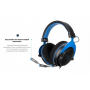 Гарнитура Sades SA-723 Mpower Blue/Black (sa723blj)