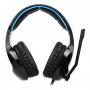 Гарнитура Sades SA-914 Wand Black/Blue LED (sa914bku)