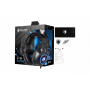 Гарнитура Sades SA-905 Dazzle Black/Blue (sa905bku)