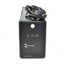 ИБП Ritar RTP850-U Proxima-L 510W, Lin.int., AVR, 2xSchuko, пластик (RTP850L-U/09987)