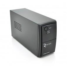 ИБП Ritar RTP500L-UX-IEC Proxima-L 300W, Lin.int., AVR, 4xIEC-320 C14, пластик (RTP500L-UX-IEC/06799)