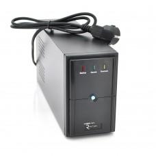 ИБП Ritar E-RTM850L ELF-L 510W, Lin.int., AVR, 2xSchuko, металл (E-RTM850L/09817)