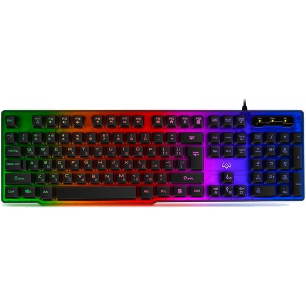 Клавиатура Sven KB-G8500 Black USB