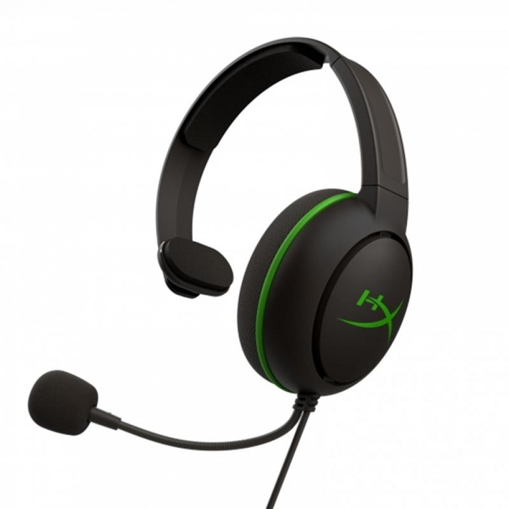 Гарнитура HyperX Cloud Chat Headset for Xbox Black (HX-HSCCHX-BK/WW)