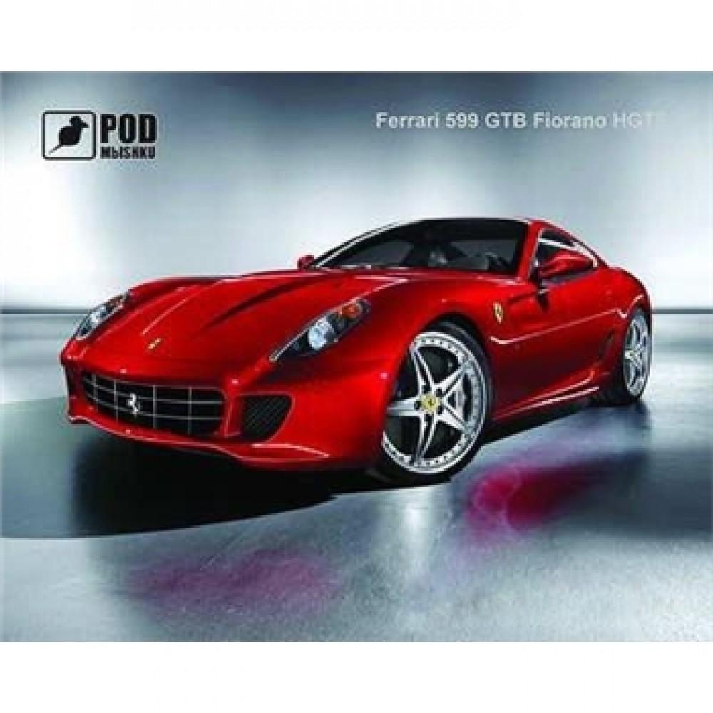 Коврик для мыши Podmyshku Ferrari