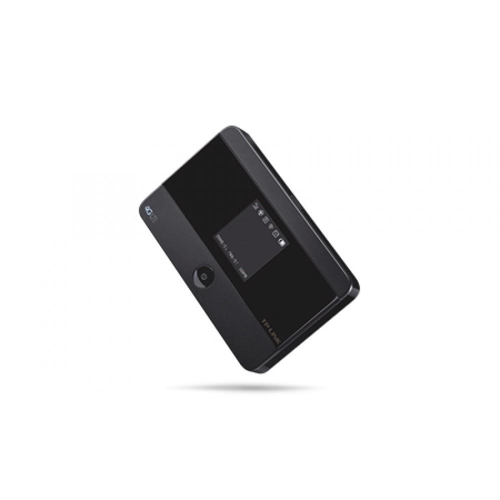 Беспроводной 3G маршрутизатор TP-LINK M7350  (FDD-LTE Cat4, HSPA+/HSPA/UMTS/EDGE/GRPS/GSM, 1xUSB, 1xmicroUSB, 1xSIM, 1xmicroSD, 2550 мАч)