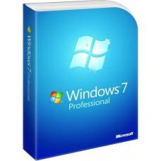 MS Windows 7 Professional SP1 64-bit Ukrainian DVD OEM (FQC-04674)