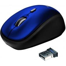 Мышь беспроводная Trust Yvi (19663) Blue USB