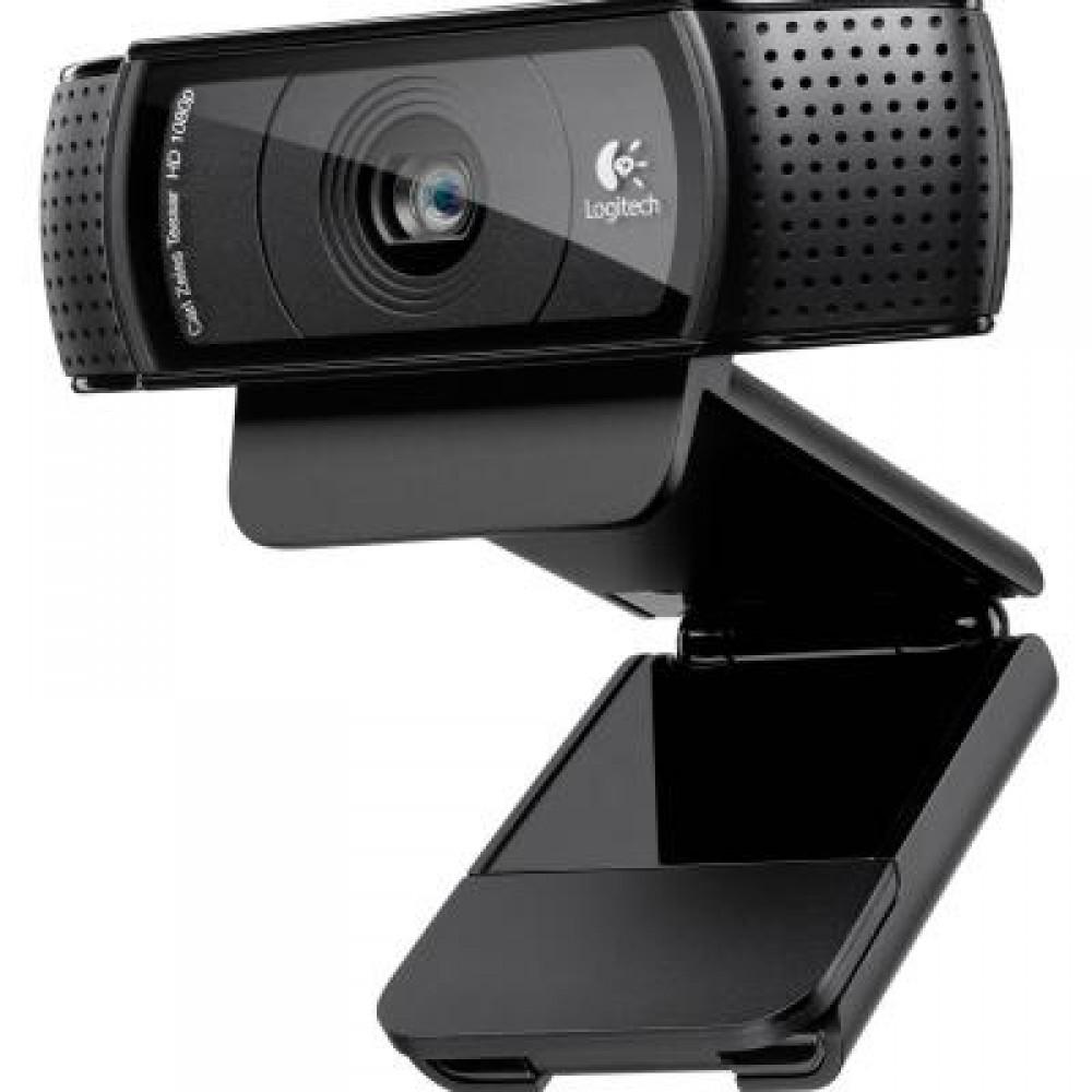 Веб-камера Logitech C920 HD Pro (960-001055) с микрофоном