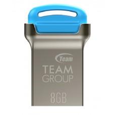Флеш-накопитель USB  8GB Team C161 Blue (TC1618GL01)