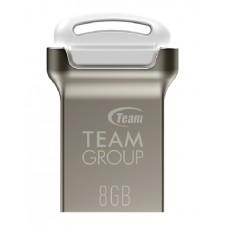 Флеш-накопитель USB  8GB Team C161 White (TC1618GW01)