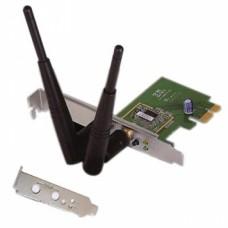 Беспроводной адаптер Edimax EW-7612PIN v2 (N300, +крепление low profile, 2 антенны по 3 дБи)