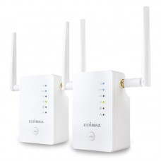 WiFi Mesh система Edimax Gemini RE11 (AC1200, MESH, Home Wi-Fi Roaming Kit, Wi-Fi Extender / Access Point / Wi-Fi Bridge, 2шт)