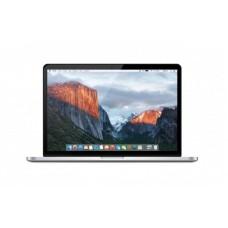 "Ноутбук Apple A1990 MacBook Pro TB 15.4"" Retina Silver (MR972UA/A); IPS (2880x1800) глянцевый / Intel Core i7 (2.6 - 4.3 ГГц) / RAM 16 ГБ / SSD 512 ГБ / Radeon Pro 560X, 4 ГБ / без ОП / Wi-Fi / веб-камера / macOS Sierra / 1.83 кг / серебристый / клав"