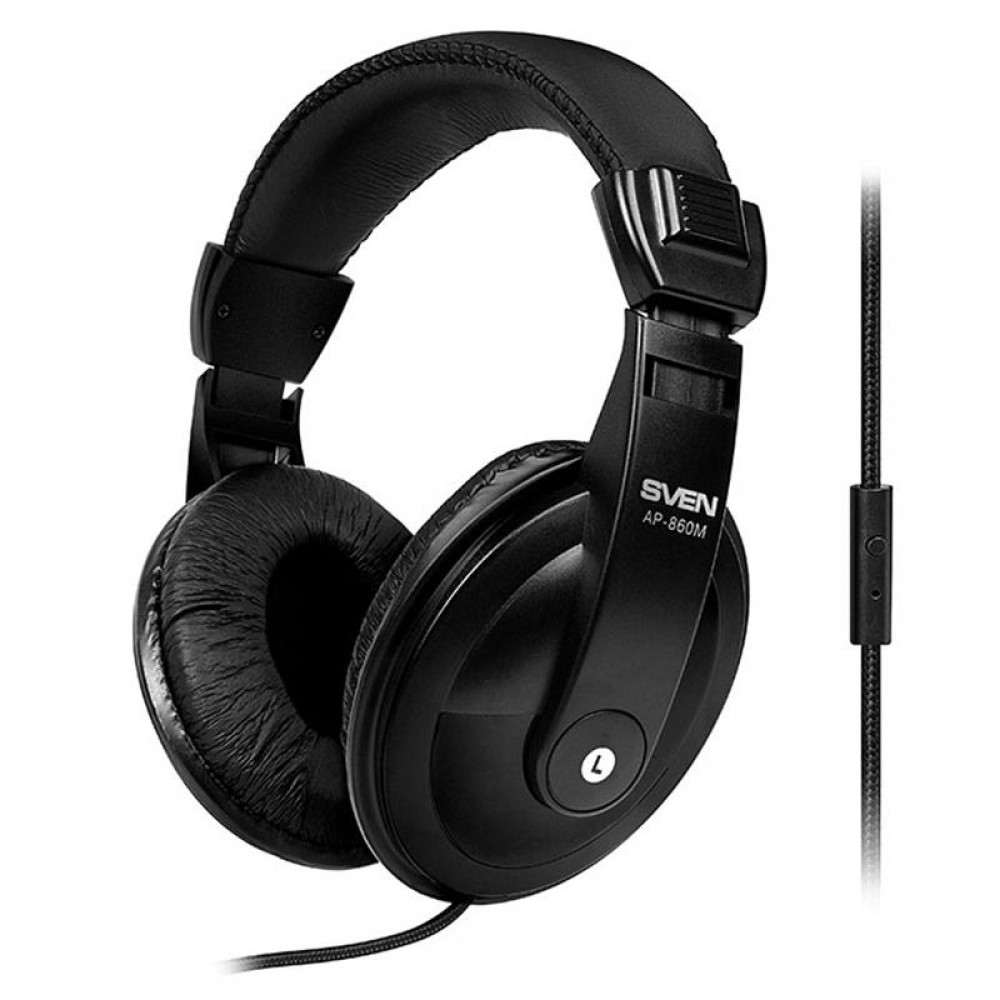 Гарнитура SVEN AP-860M Black