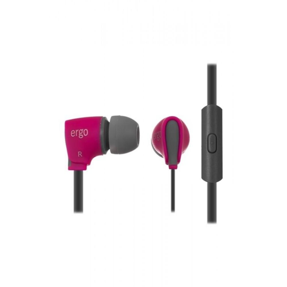 Гарнитура Ergo VM-110 Pink