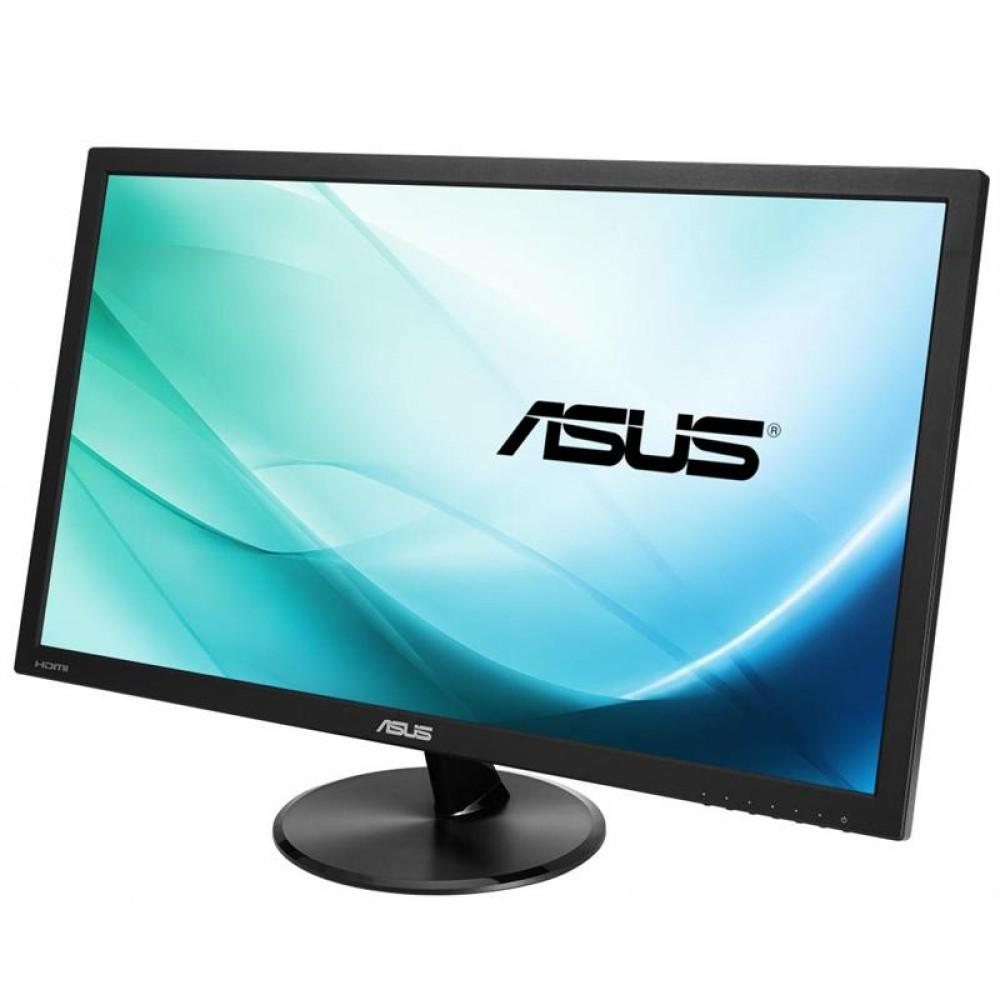 """Монитор ASUS 21.5"""" VP228DE Black; 1920x1080, 5 мс, 200 кд/м2, D-Sub"""