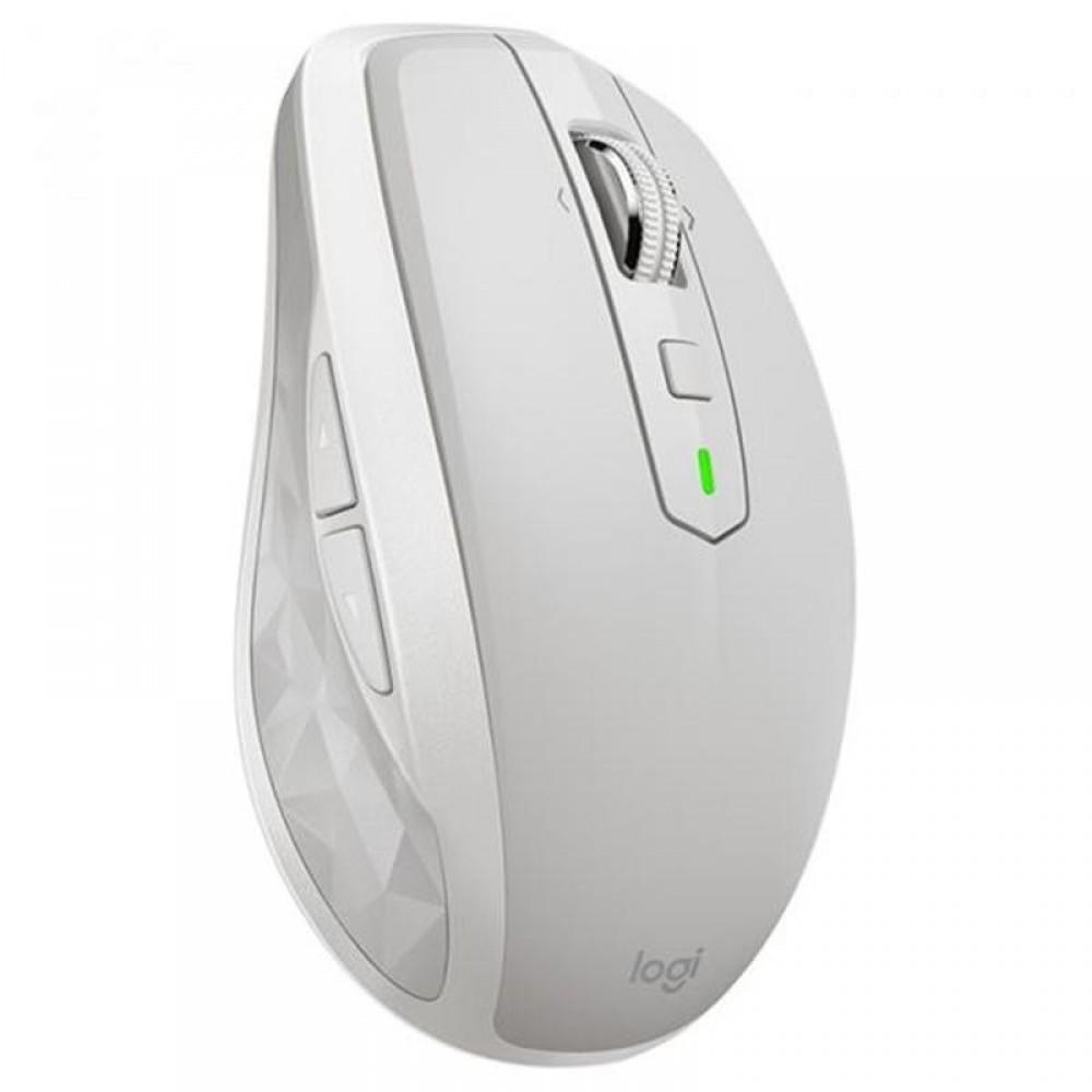 Мышь Bluetooth Logitech MX Anywhere 2S (910-005155) Light Gray