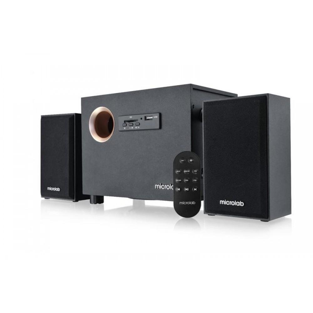 Акустическая система Microlab M-105R Black + ДУ