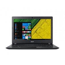 """Ноутбук Acer Aspire 3 A315-51-576E (NX.GNPEU.023); 15.6"""" FullHD (1920x1080) TN LED матовый / Intel Core i5-7200U (2.5 - 3.1 ГГц) / RAM 4 ГБ / HDD 1 TБ / Intel HD Graphics 620 / нет ОП / LAN / Wi-Fi / BT / веб-камера / Linux / 2.1 кг / черный"""