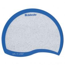 Коврик для мыши Defender Ergo opti-laser Blue (50513)