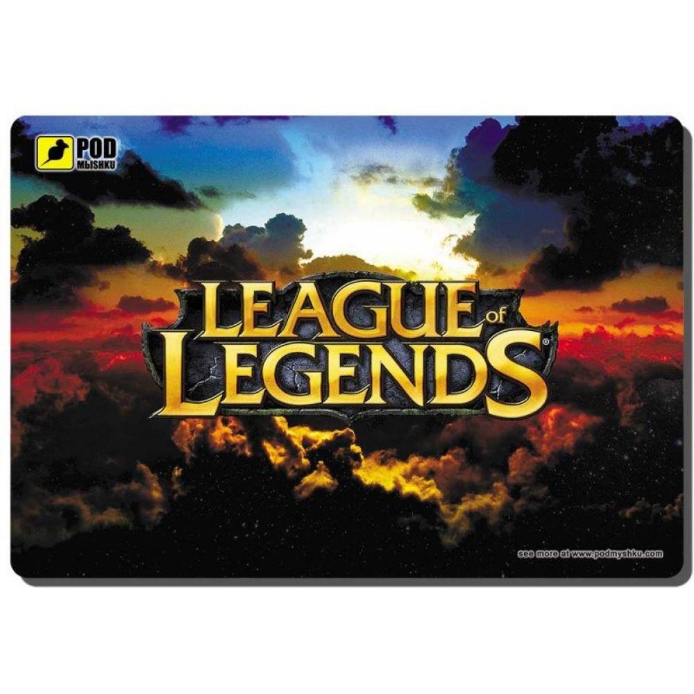 Игровая поверхность Podmyshku Game League of Legends-М