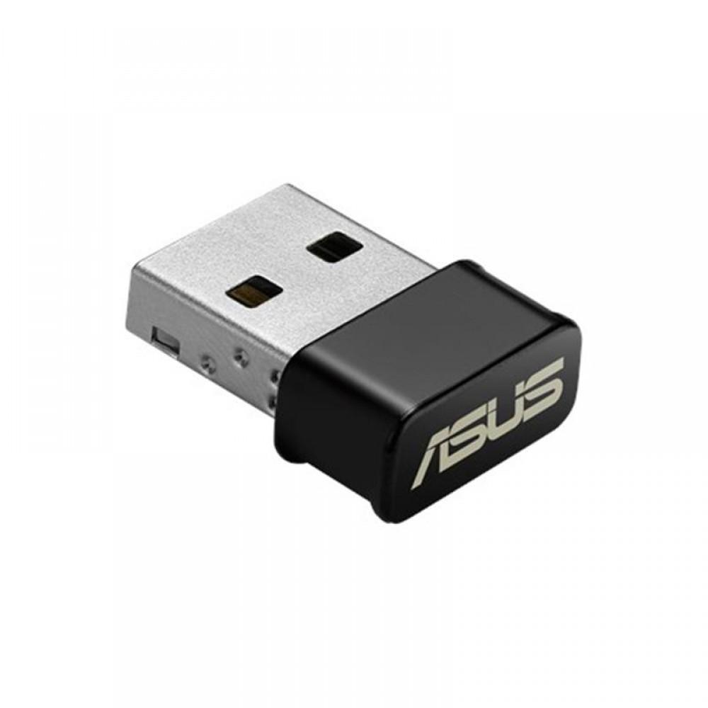 Беспроводной адаптер Asus USB-AC53 nano (AC1200, MU-MIMO, nano)