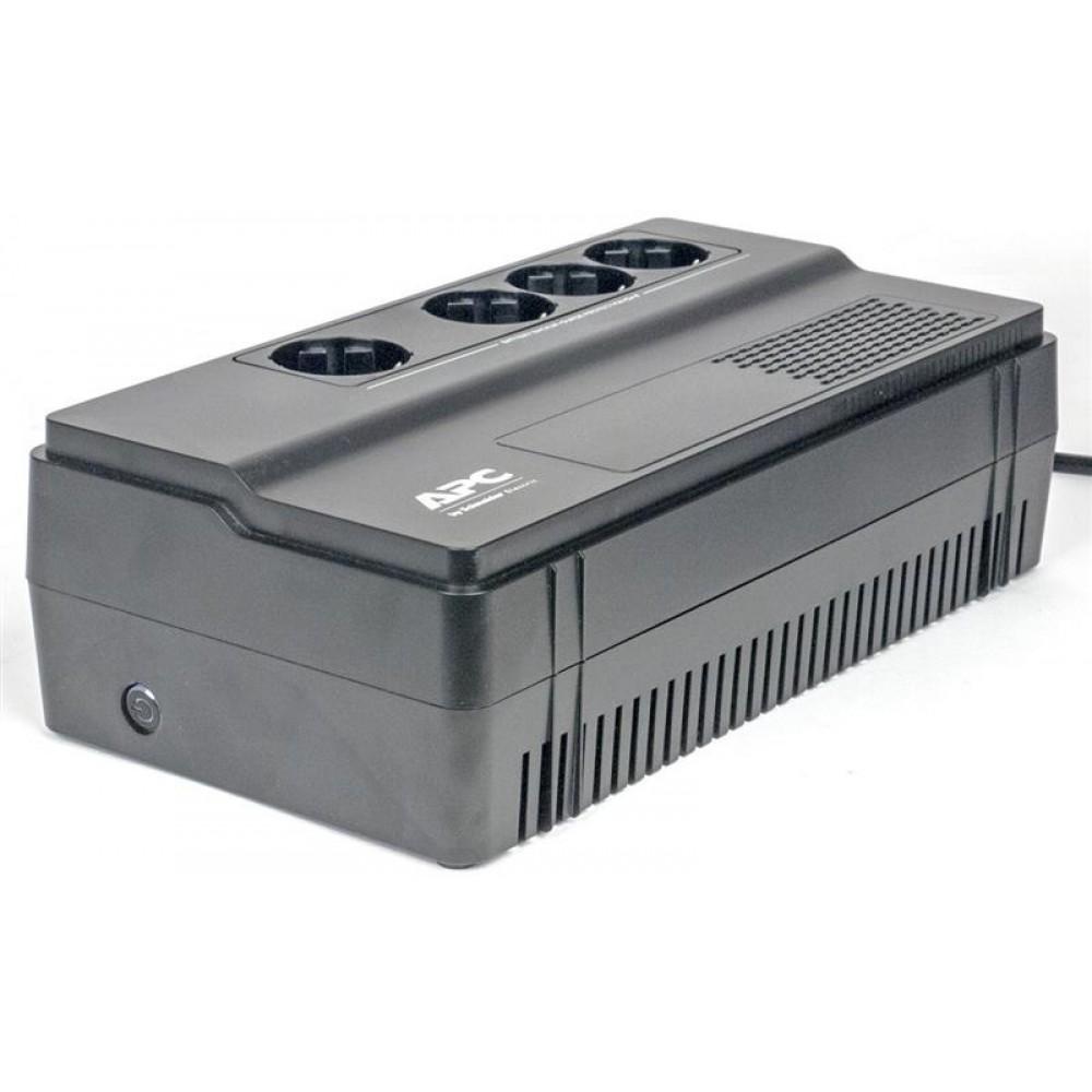 ИБП APC Easy UPS 650VA, Schuko Outlet (BV650I-GR)