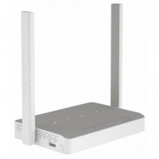 Беспроводной маршрутизатор KEENETIC Omni (KN-1410) (N300, 5xFE, 1xUSB, 2 антенны)