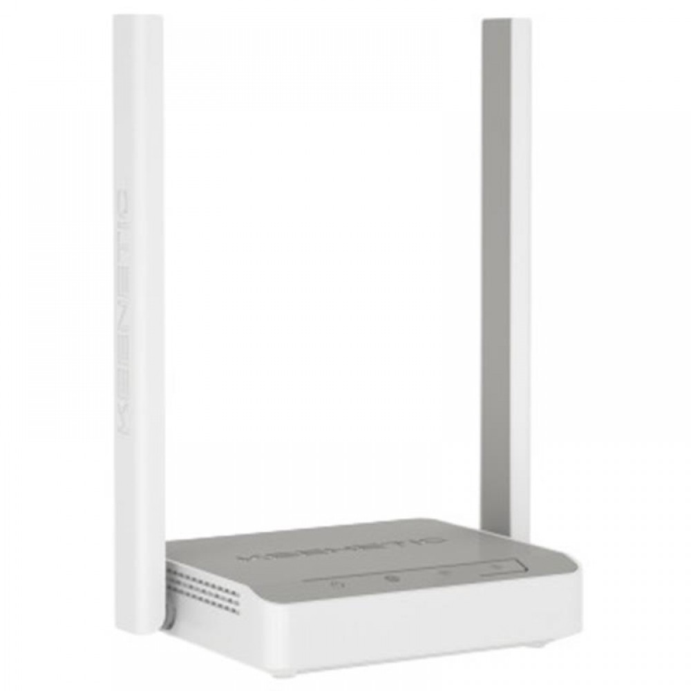 Беспроводной маршрутизатор KEENETIC Start (KN-1111) (N300, 4xFE, 2 антенны)