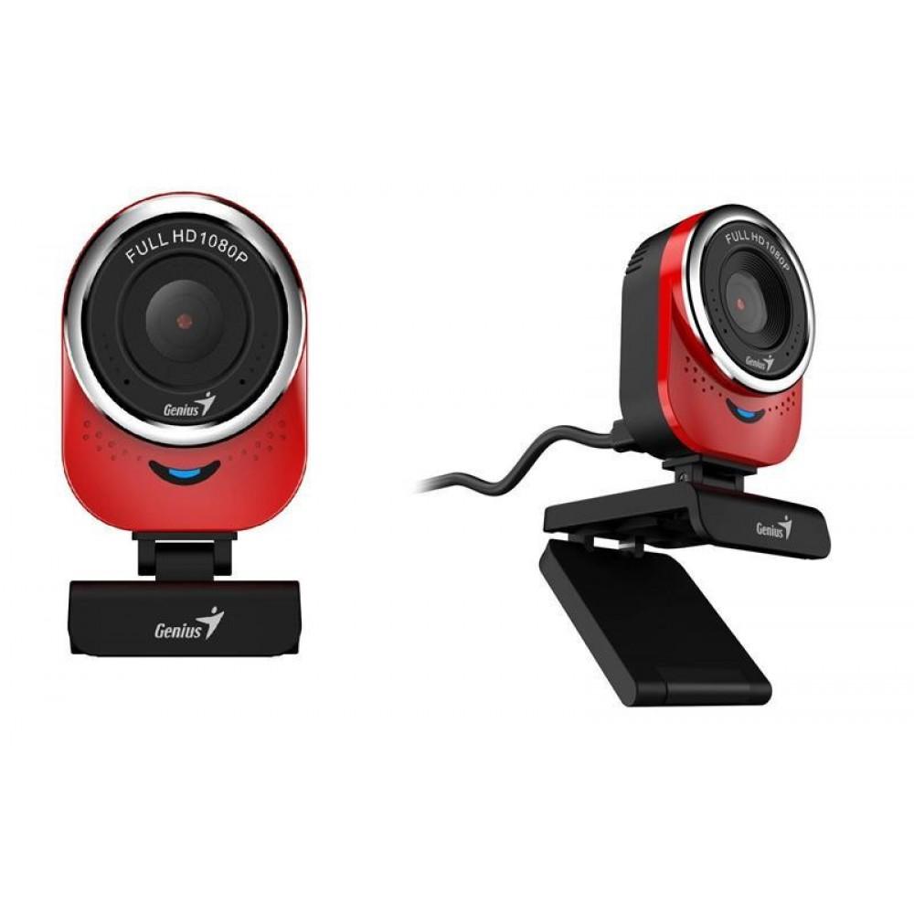 Веб-камера Genius 6000 Full HD Red (32200002401)