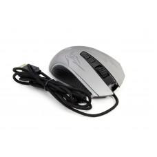 Игровая мышь Frime Drax Silver, USB (FMC1851)
