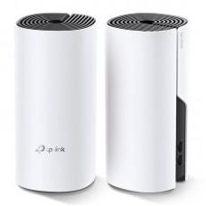 WiFi Mesh система TP-Link DECO M4 2-pack (AC1200, 2xGE LAN/WAN, MESH, MU-MIMO, 2 антенны, 2-pack)