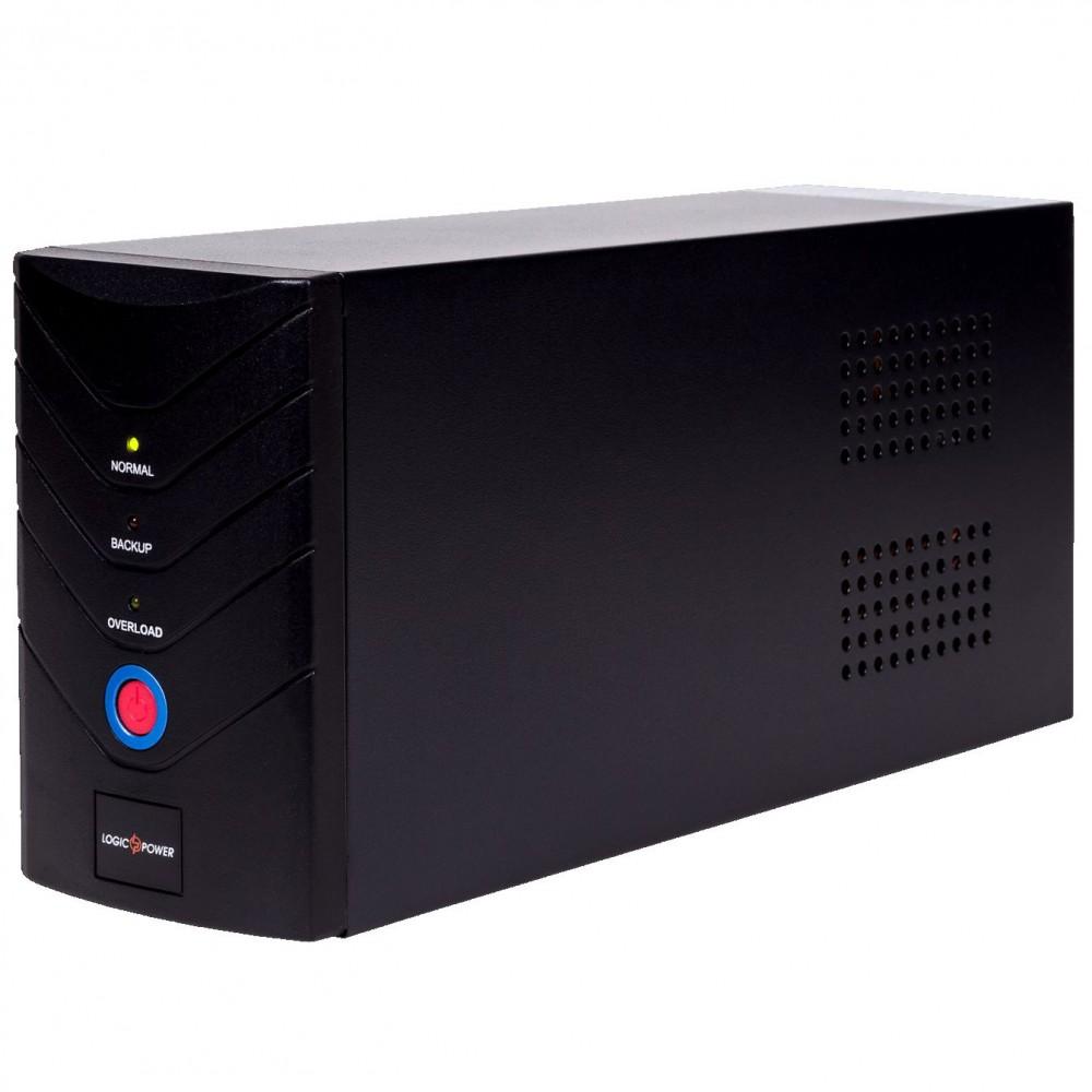 ИБП LogicPower LP 1700VA, Lin.int., AVR, 2 x евро, металл