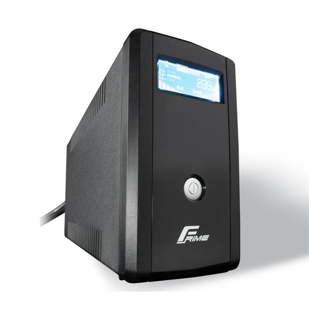 ИБП Frime Guard 850VA FGS850VAPL, Lin.int., AVR, 2 х евро, пластик
