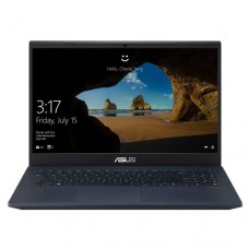 "Ноутбук Asus X571GT-BQ626 (90NB0NL1-M09870); 15.6"" FullHD (1920x1080) IPS LED матовый / Intel Core i5-8300H (2.3 - 4.0 ГГц) / RAM 8 ГБ / SSD 256 ГБ / nVidia GeForce GTX1650, 4 ГБ / без ОП / Wi-Fi / BT / веб-камера / LAN / Without OS / 2.14 кг / черны"